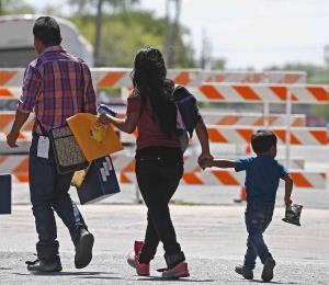 La guerra contra los inmigrantes