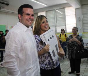 Rosselló y su PNP: los grandes perdedores