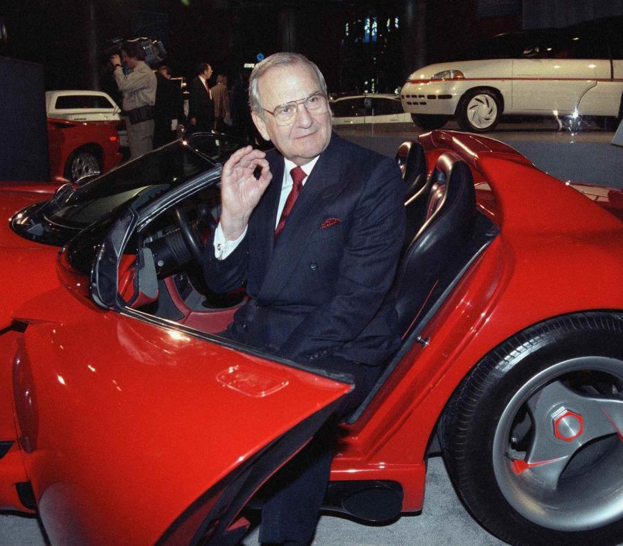Nos deja Lee Lacocca, el padre del mítico Ford Mustang