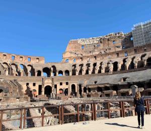Italia reabre el Coliseo Romano, símbolo de la vuelta a la normalidad