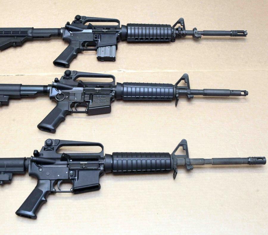 Suspenderá Colt producción de rifles AR-15 para el mercado civil