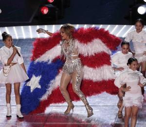 Touchdown de Shakira y Jennifer López
