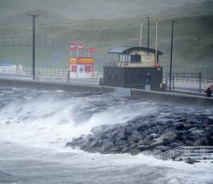 La tormenta Ofelia altera las temperaturas en Europa