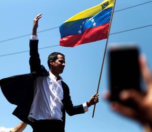 "Ya basta: Juan Guaidó no se ""autoproclamó"""